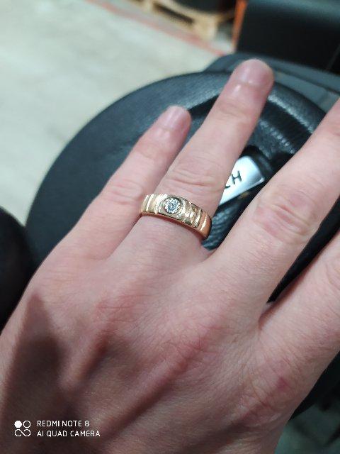 Кольцо, просто шикарное!