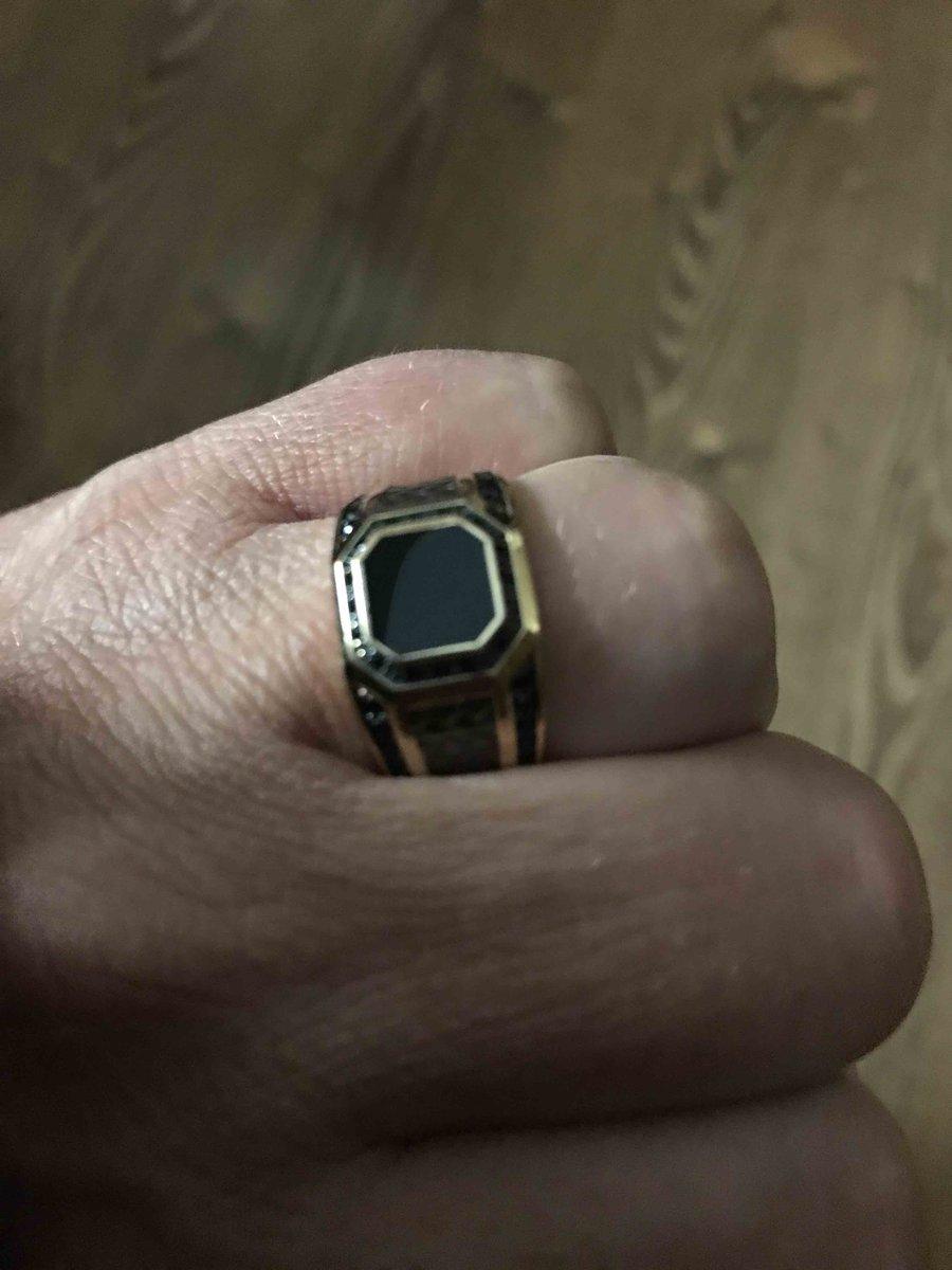 Брутальное и красивое кольцо