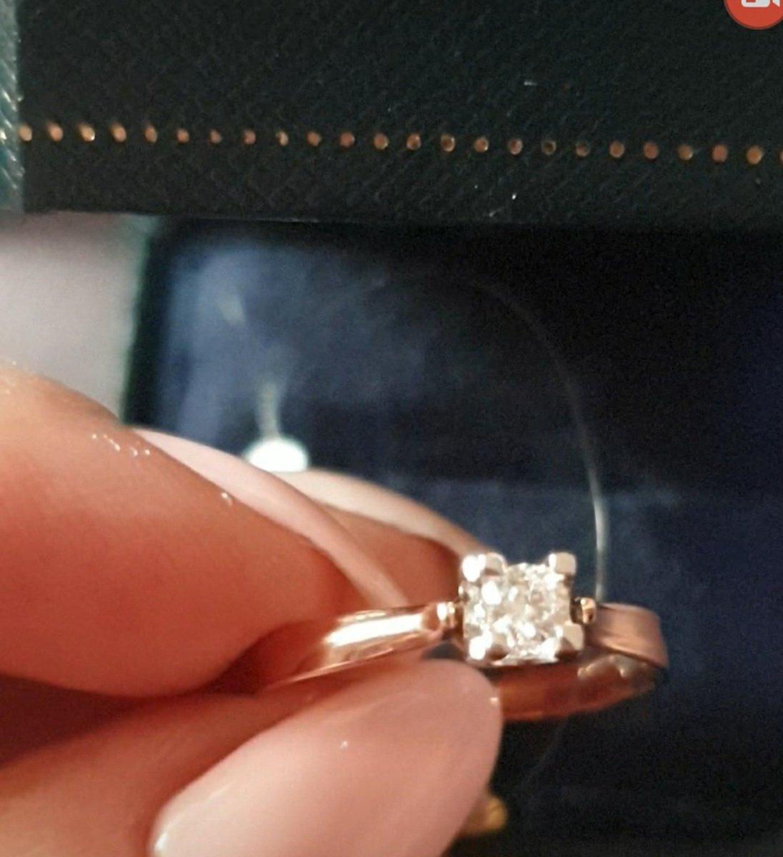 Шикароное кольцо