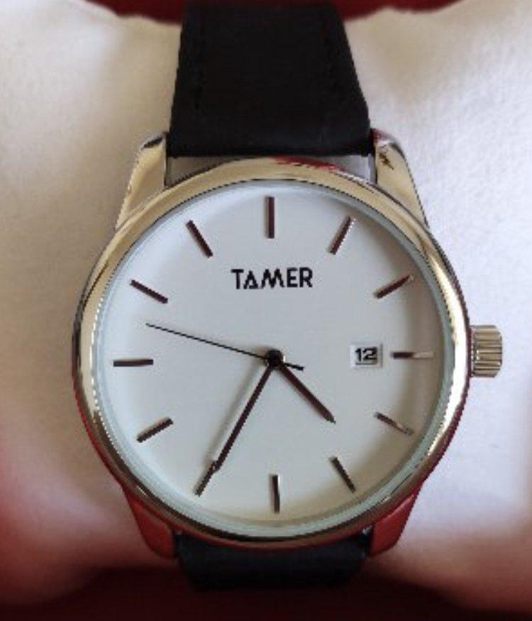 Купила часы молодомц человку