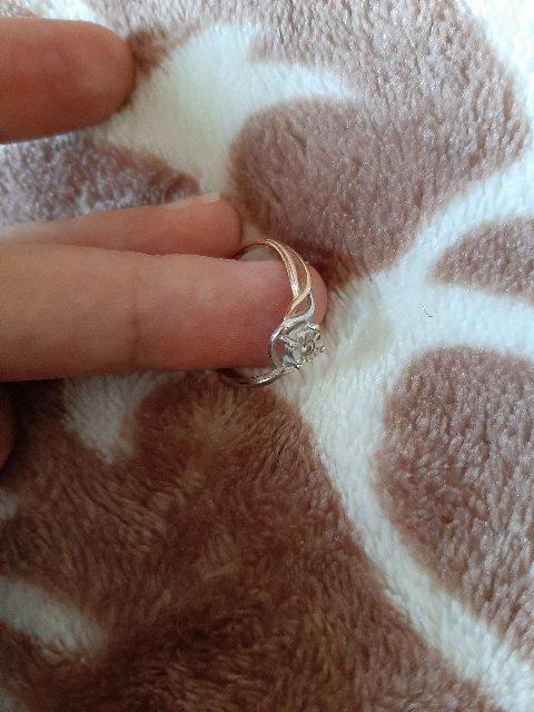 Колечко-колечко-кольцо:)