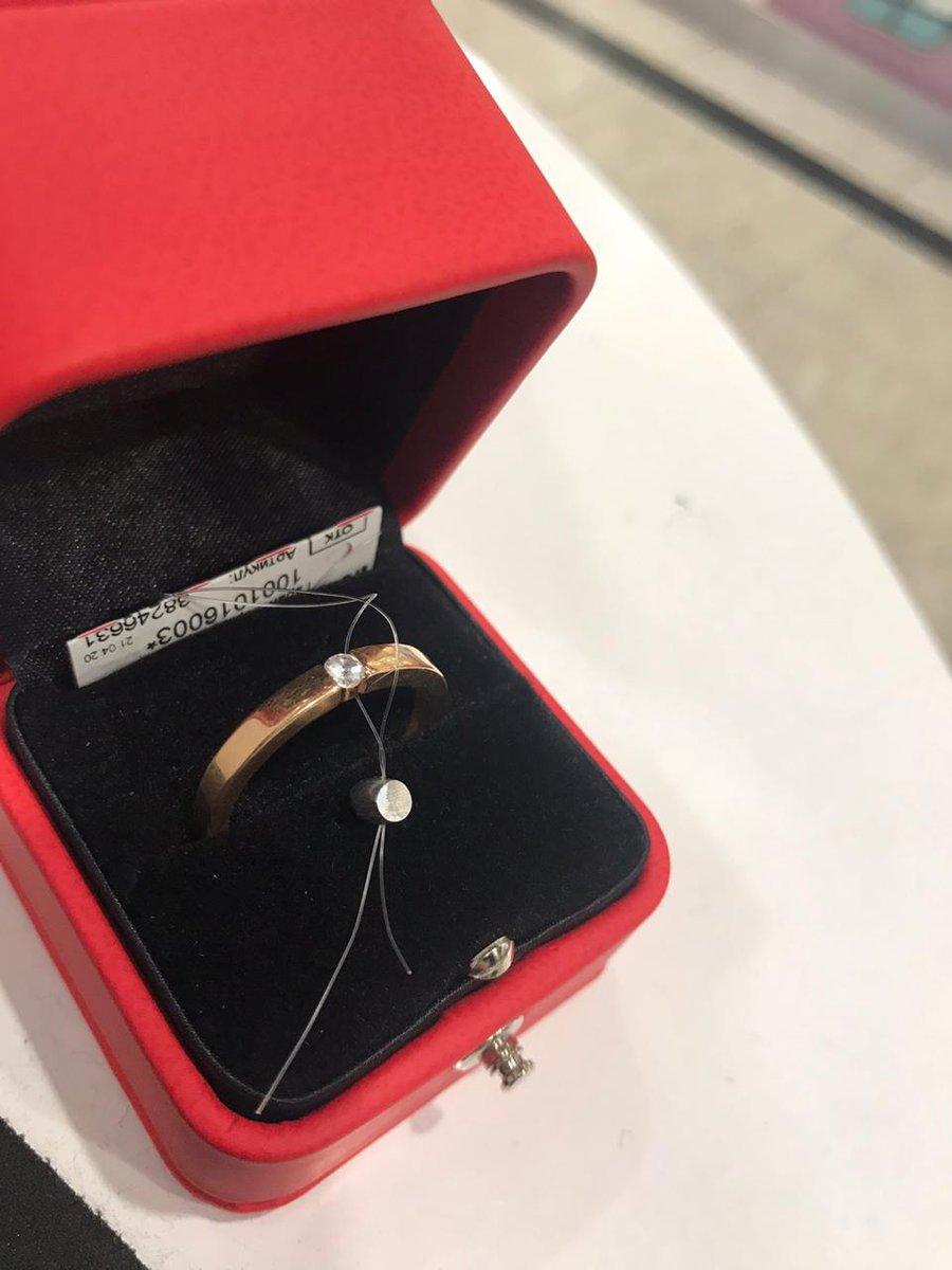 Шикарное кольцо ❤️