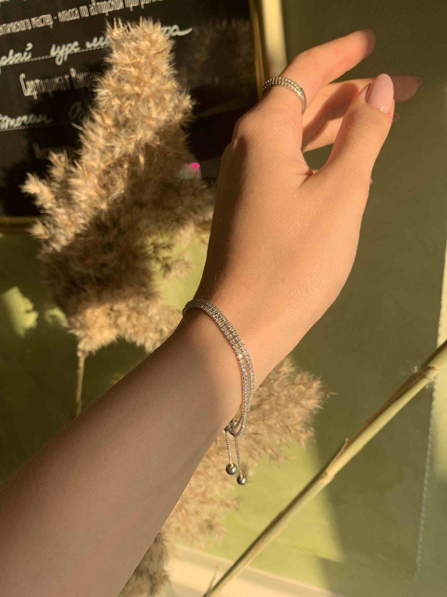 Элегантный браслет