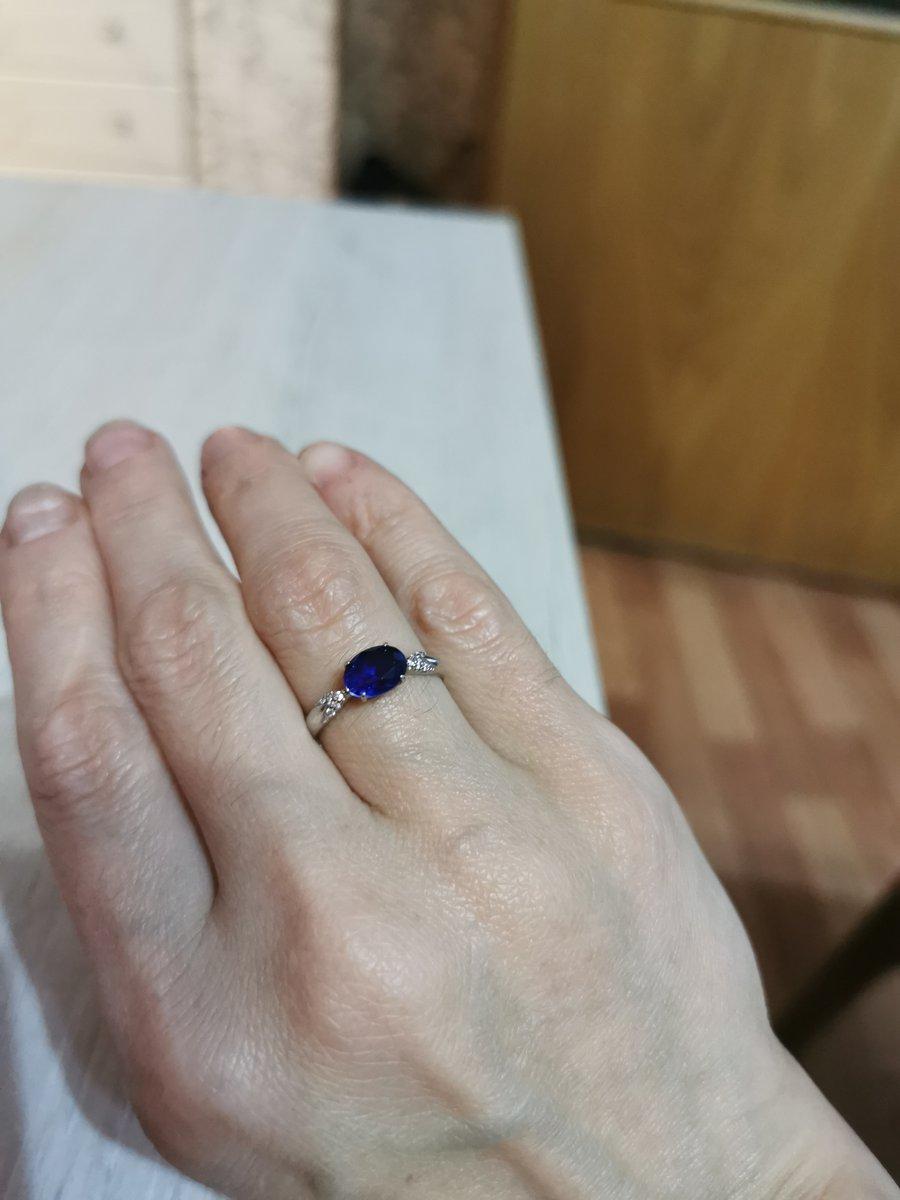 Шикарное кольцо.