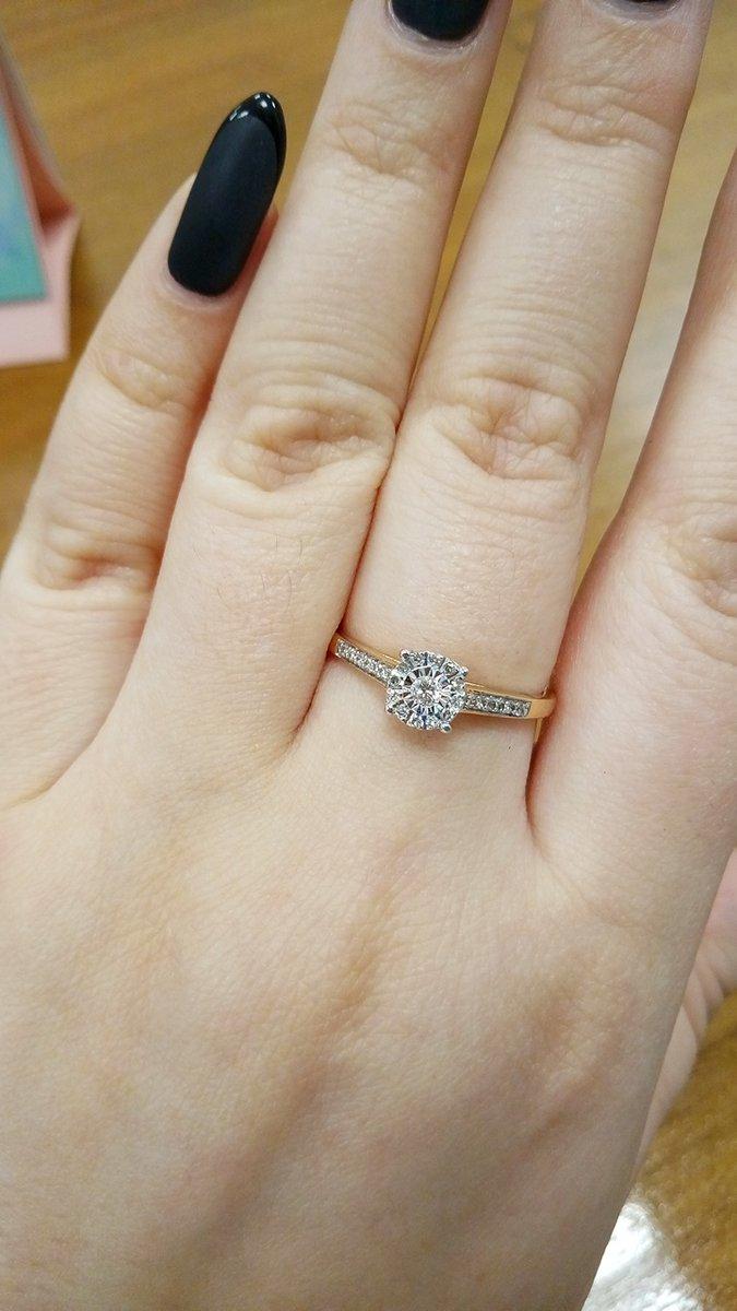 Кольцо моей мечты!