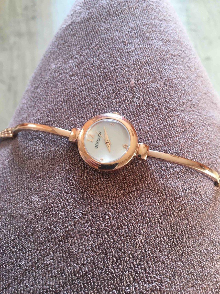 Часы соколов