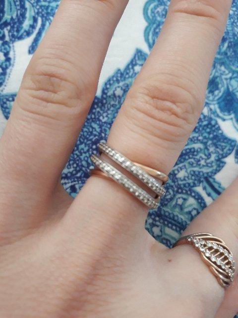 Кольцо с феанитами