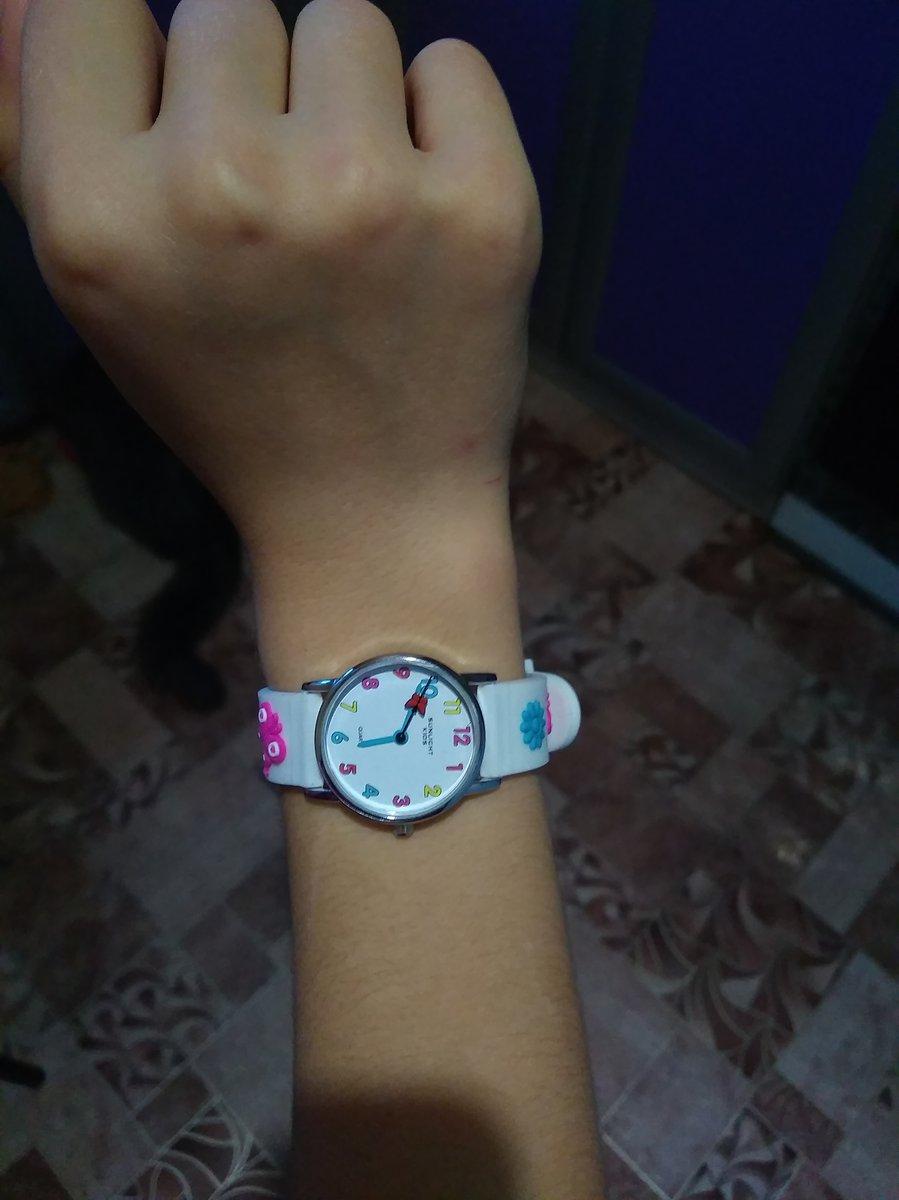 Часики для дочки