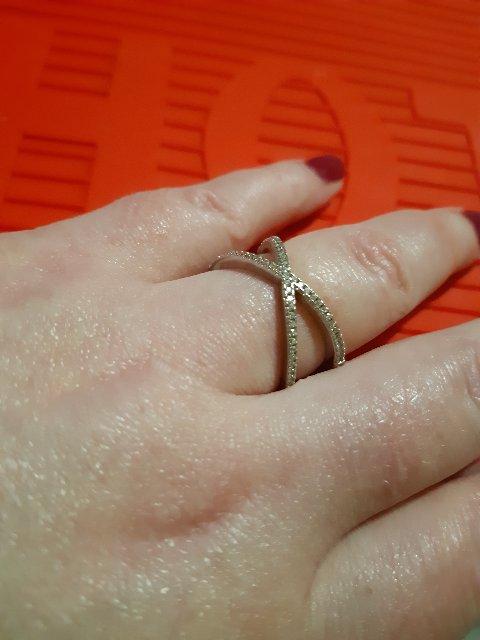 Простое,но очень красивое кольцо