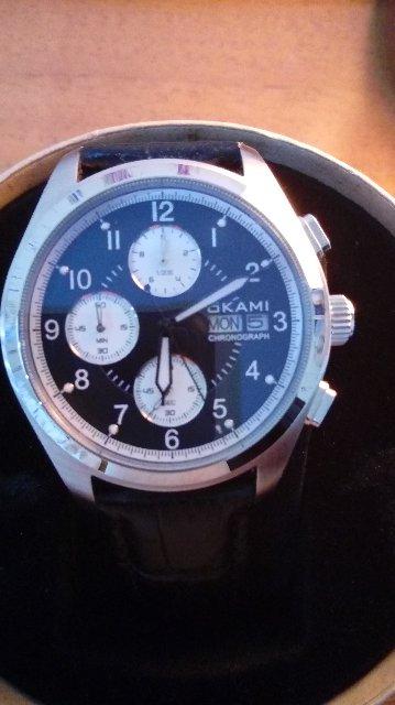 Японские часы