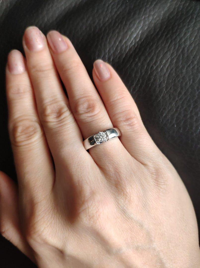 Шикарное кольцо )