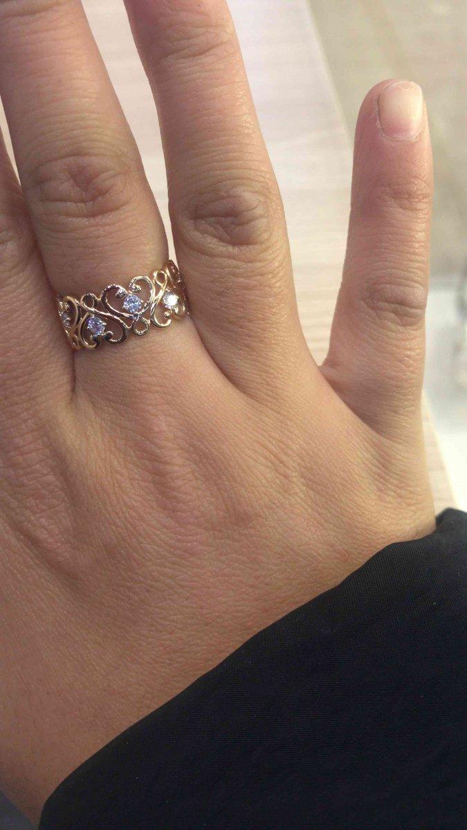 Очень красивое кольцо, я нереально довольна