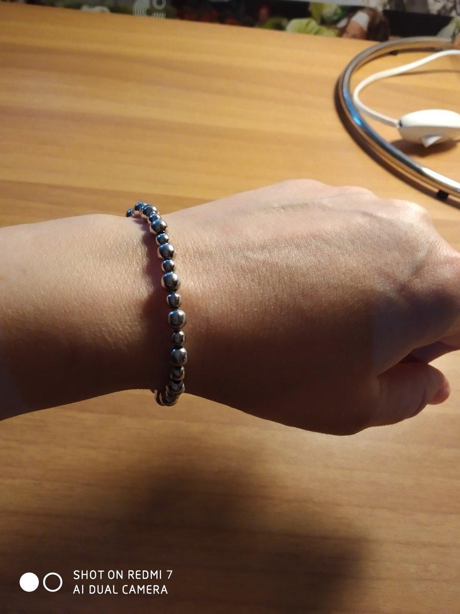 Яркий и стильный браслет