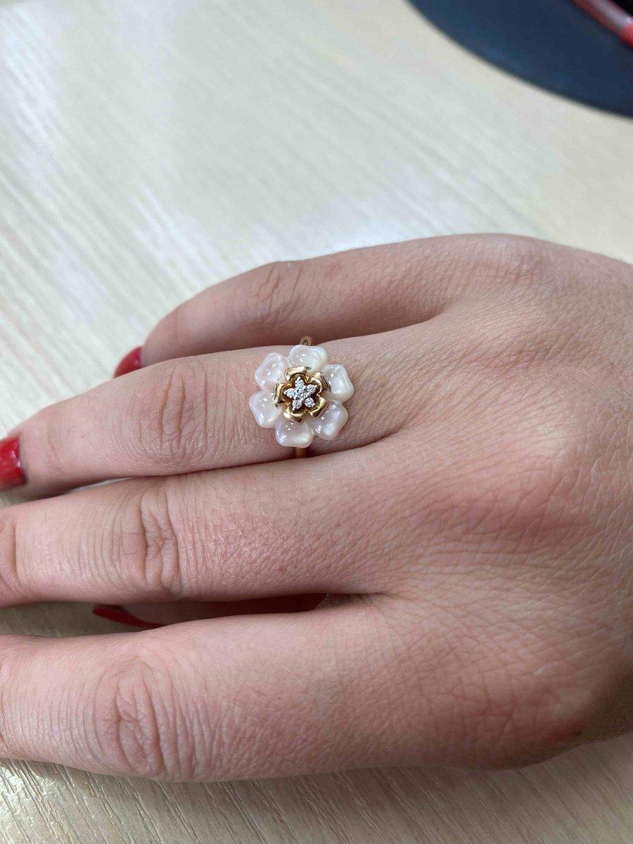 Кольцо именно такое как я хотела