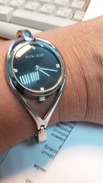 Приобрела часы для себя