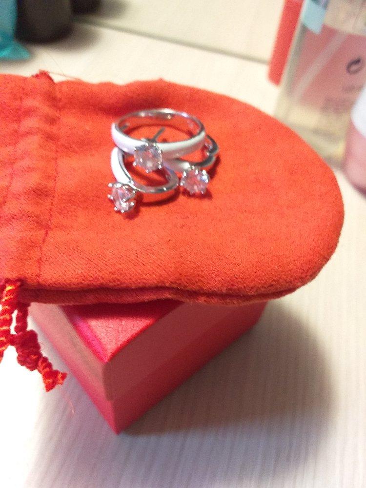 Серебряное кольцо с фанатом и эмалью.