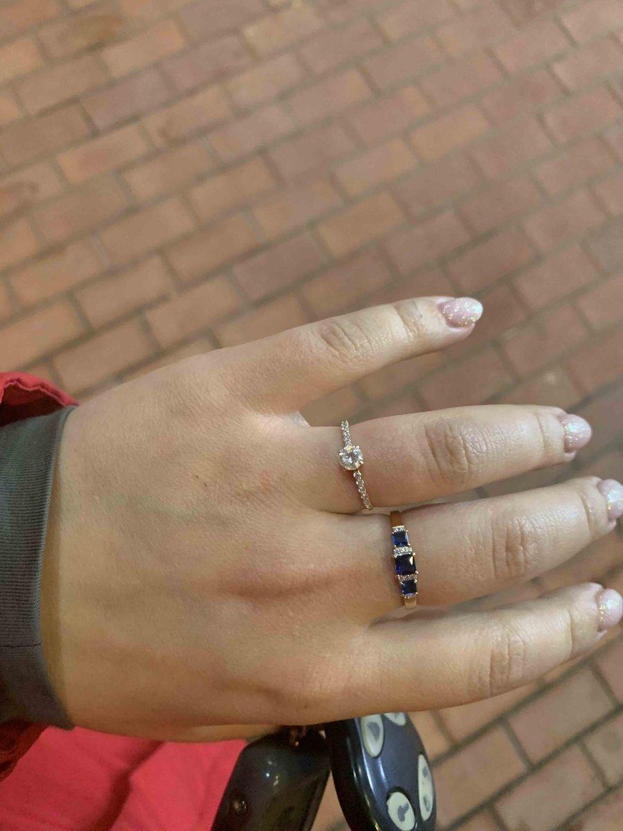 Обворажительно кольцо