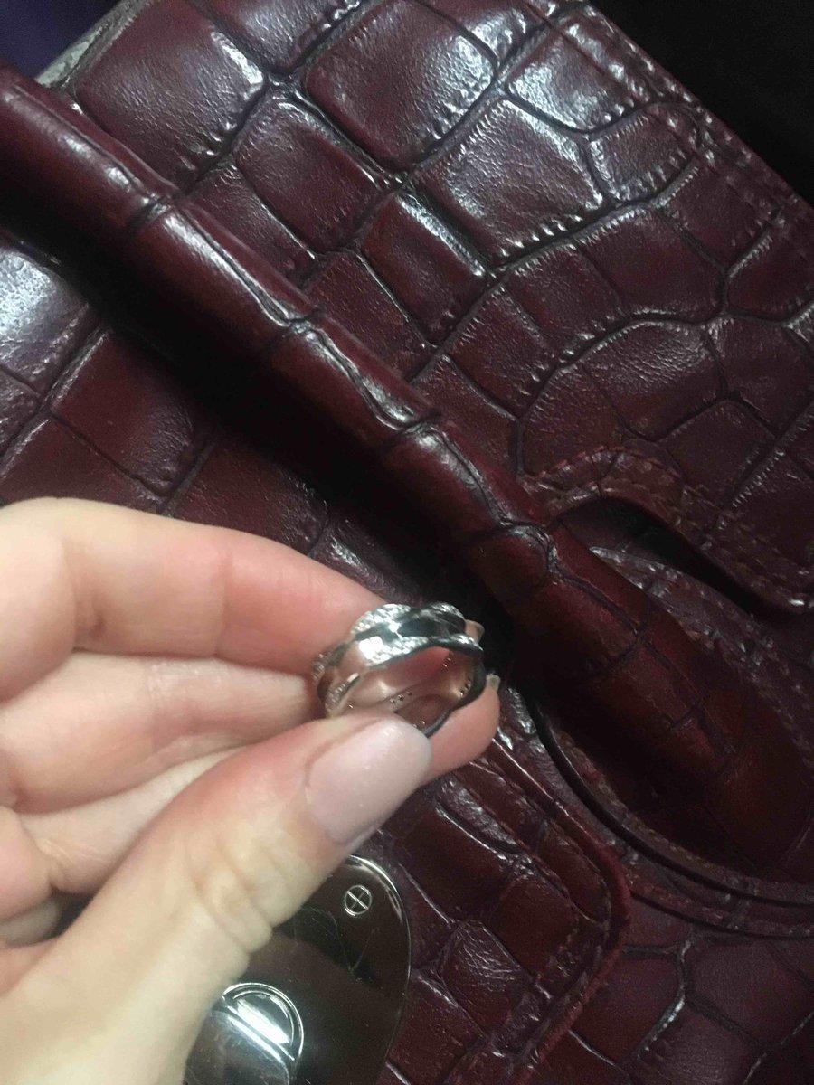Кольцо необыкновенное!