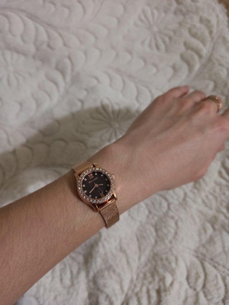 Часы очень нежные