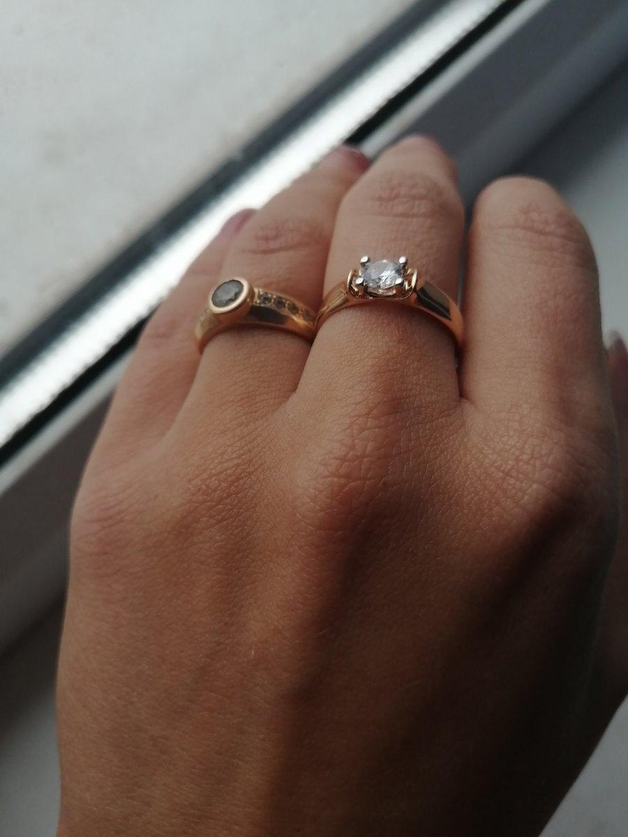 Очаровательное кольца, я в восторге