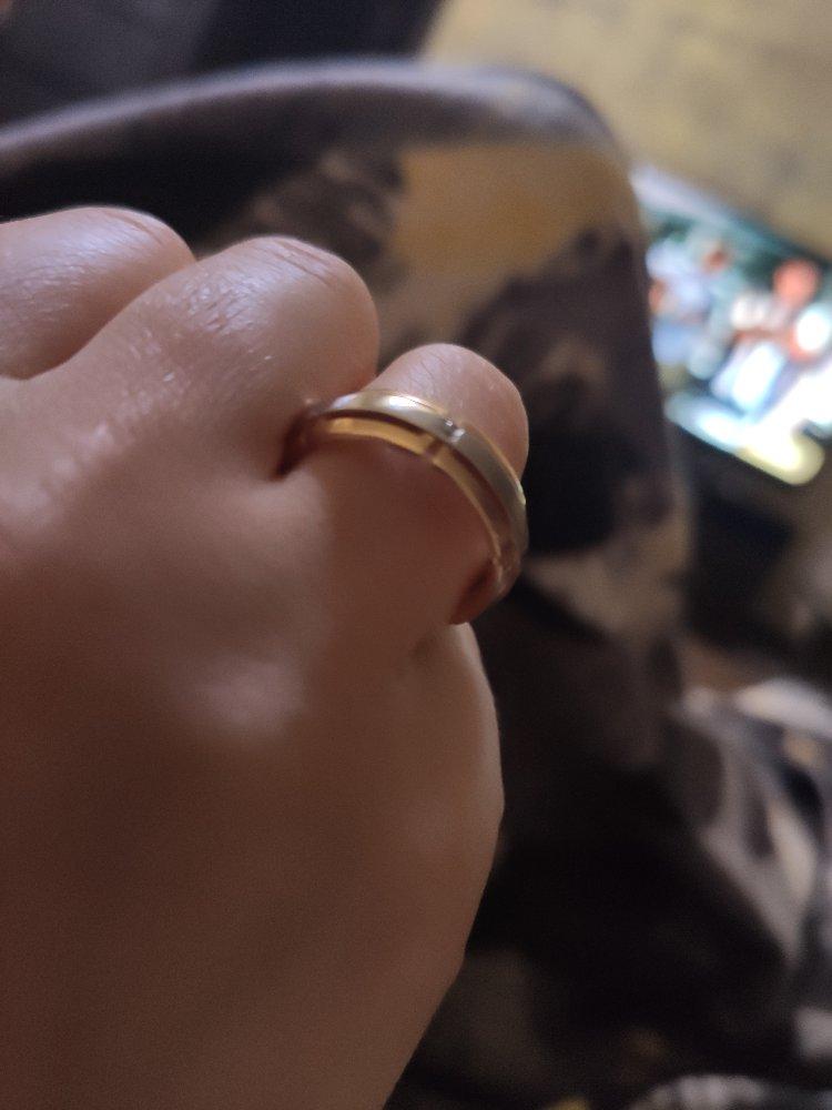 Пойдет:)  отличные кольца, дёшево и сердито,))