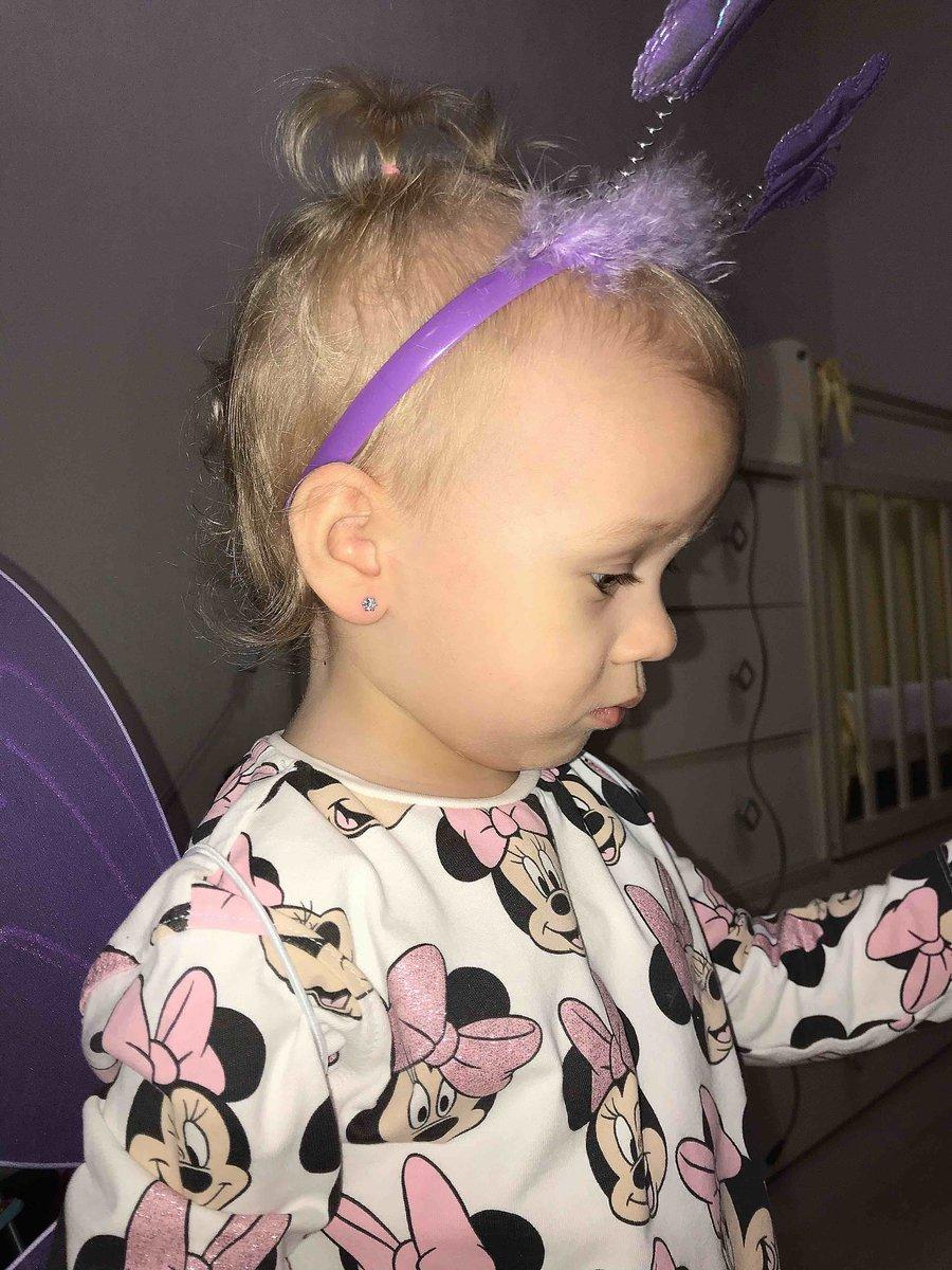 Сережки для дочки