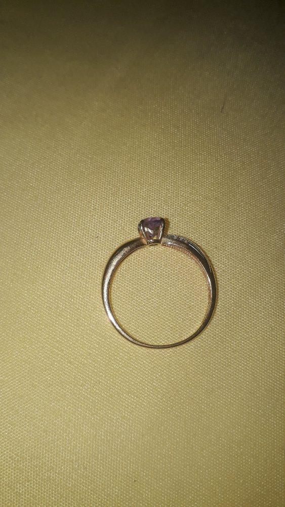 Романтичное кольцо!