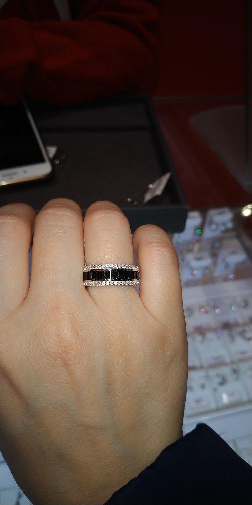 Милое кольцо 🖤