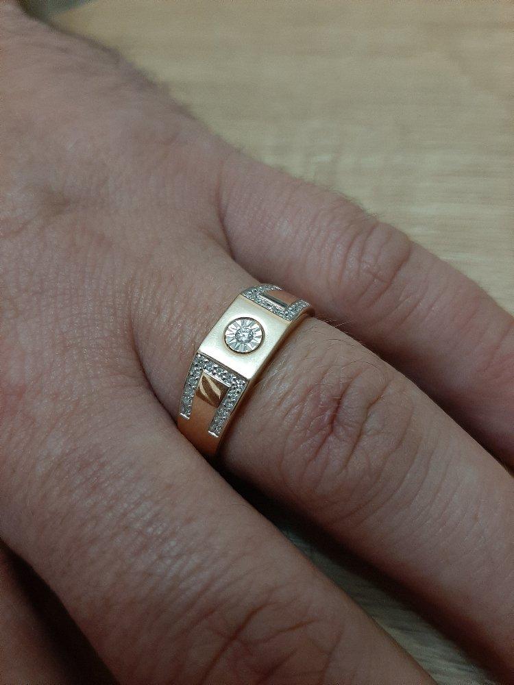 Очень красивое мужское кольцо