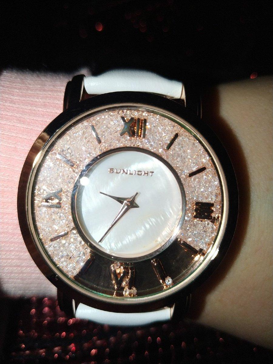 Мои белые часы
