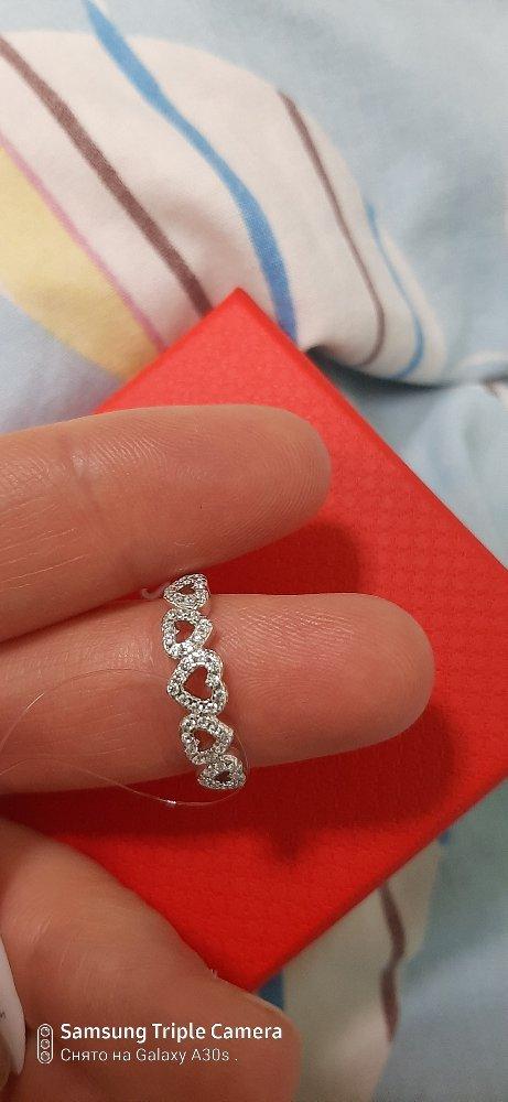 Кольцо красивый