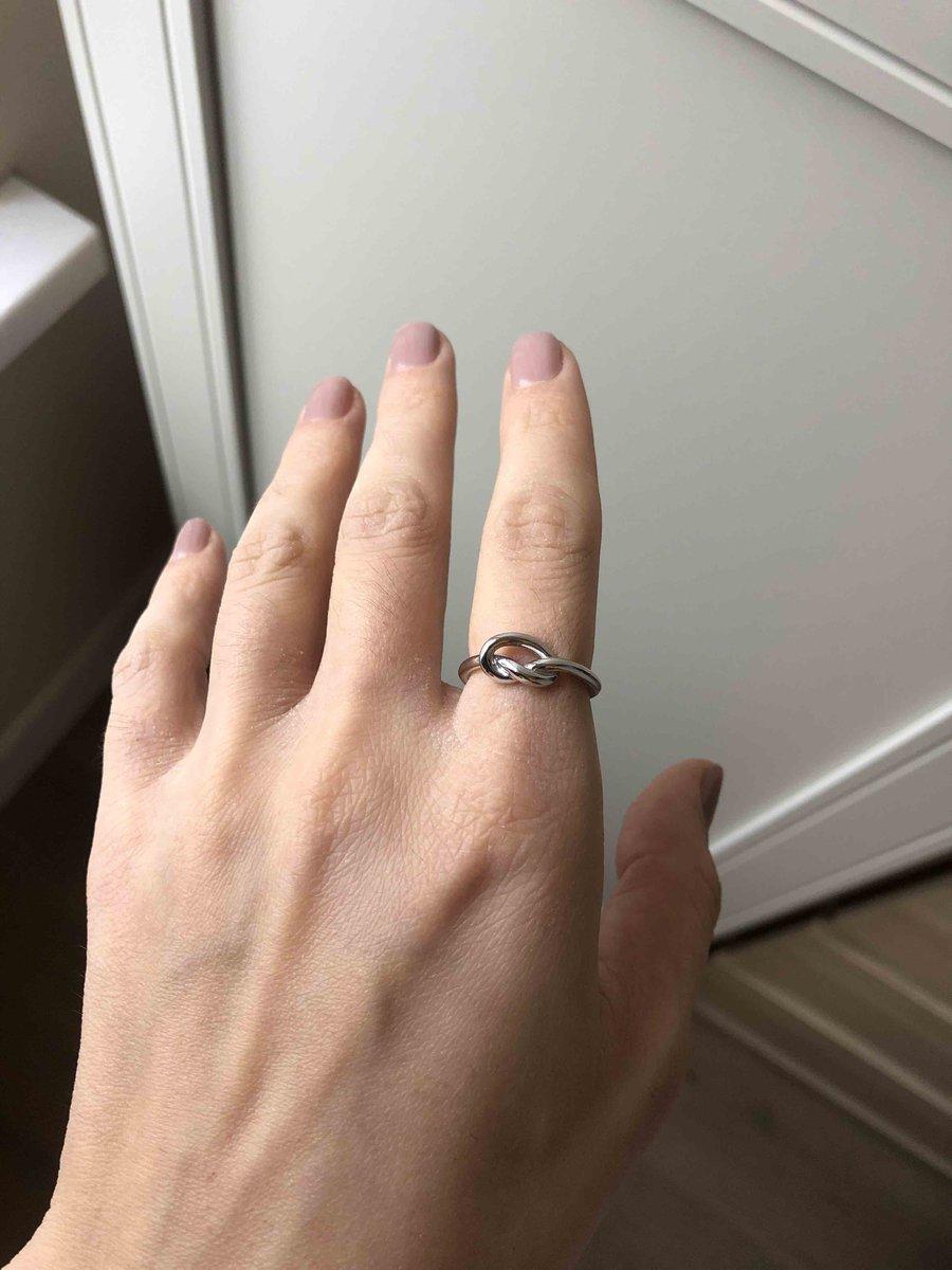 Удобное кольцо