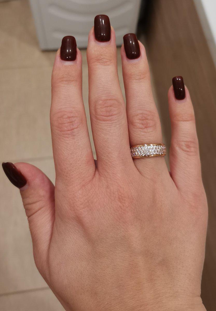 Кольцо-прелесть!