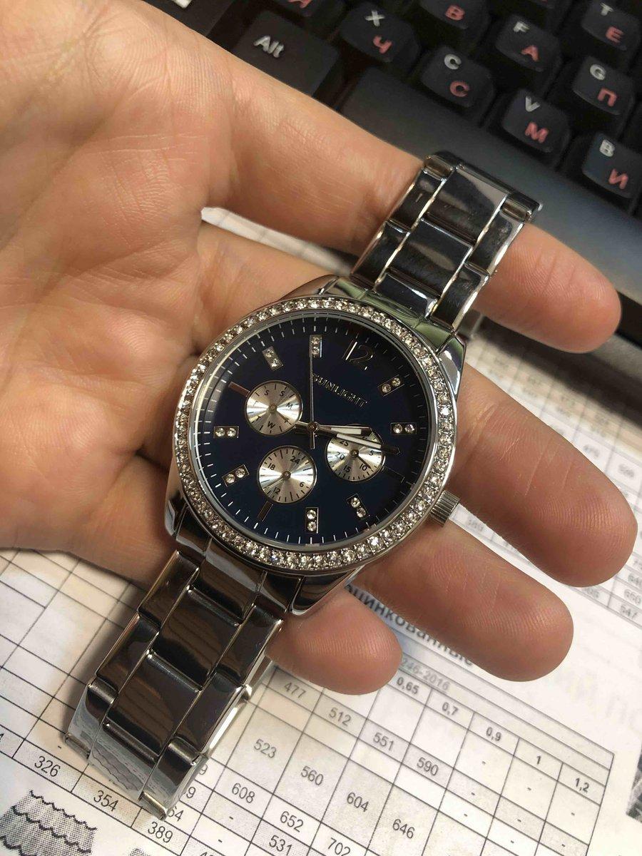 Часы из стали