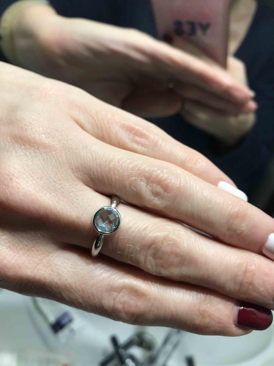 Кольцо в которое можно влюбиться 🥰