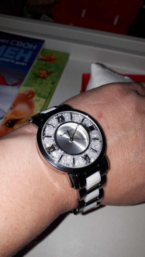 Часы огонь💥
