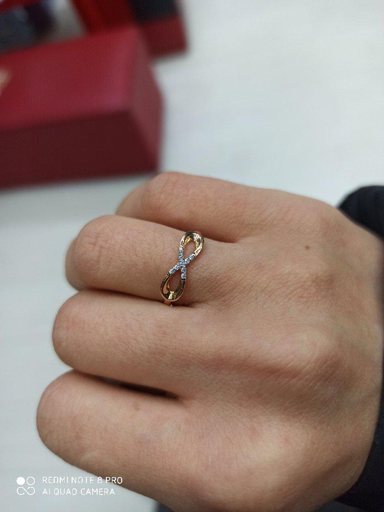 Кольцо необычное)))