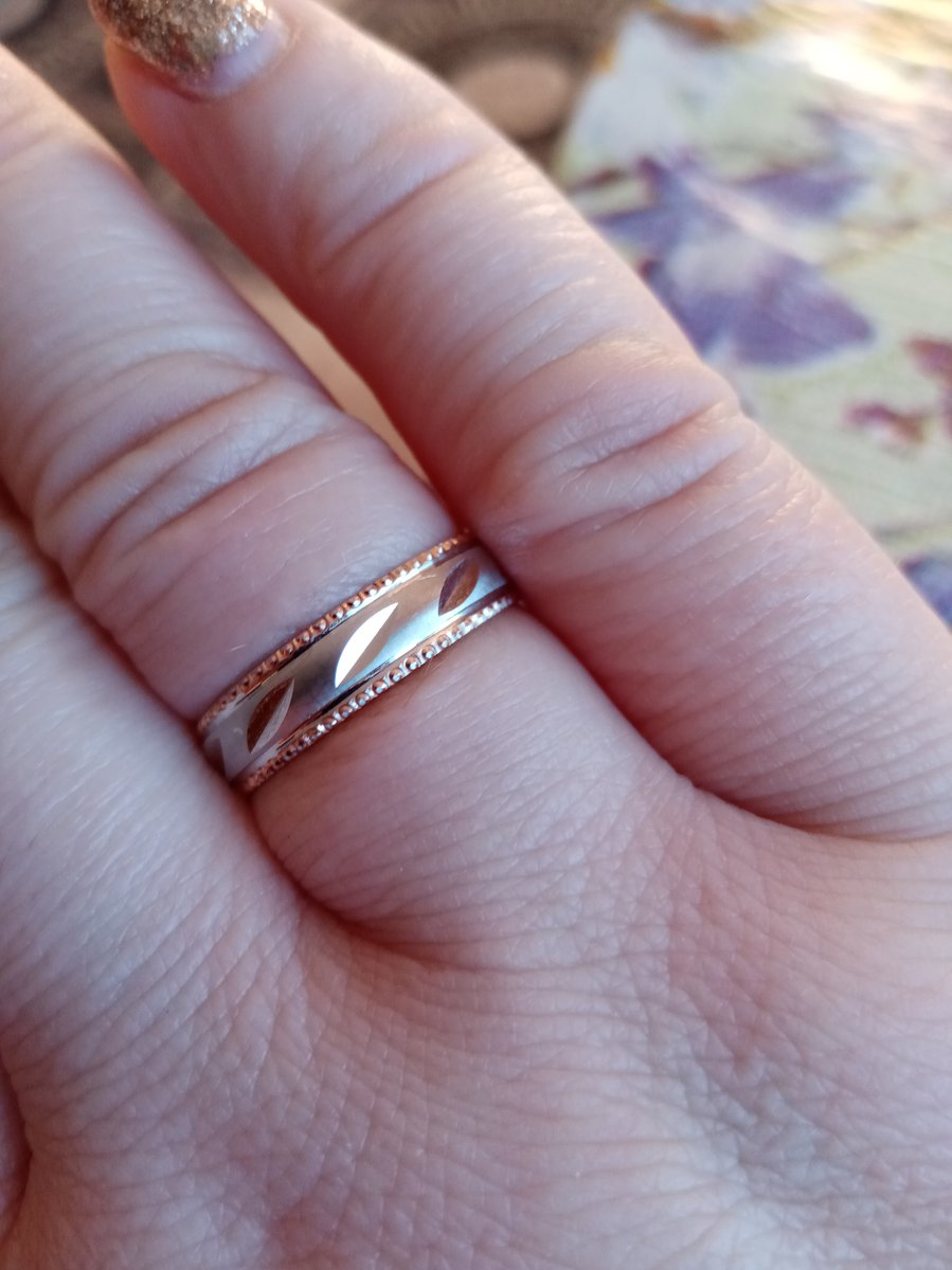 Кольцо, которое не хочется снимать