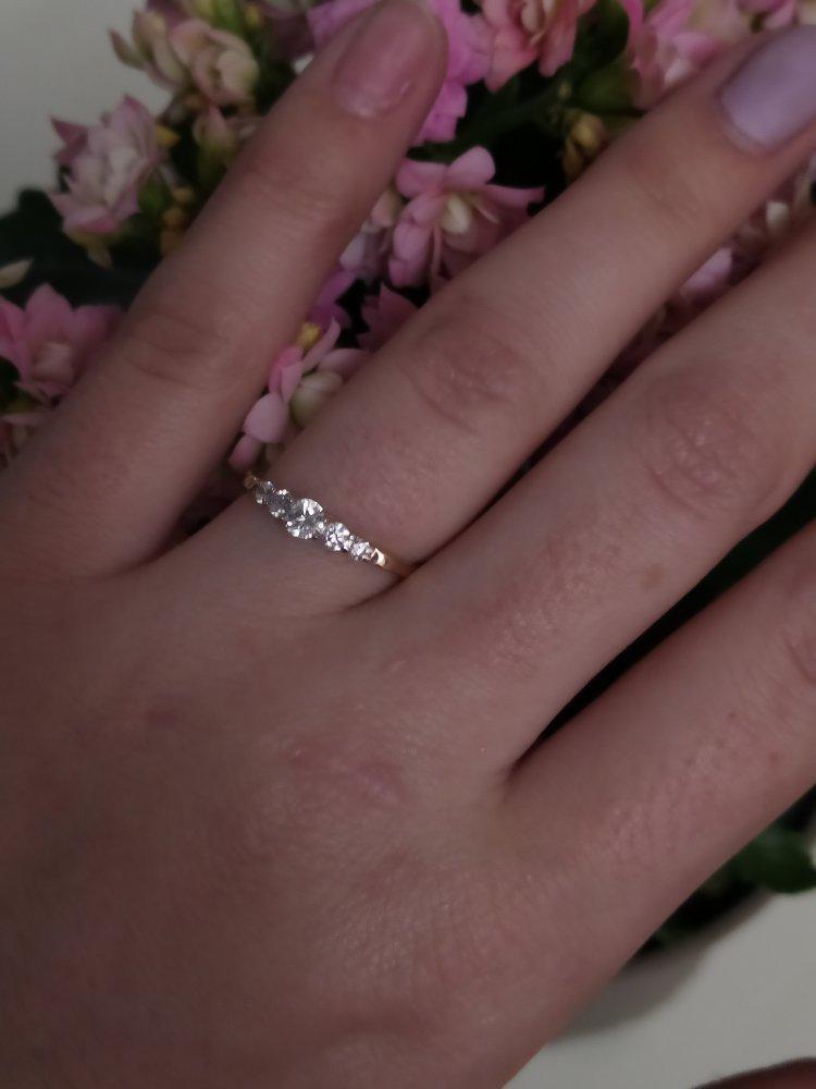Покупка кольца на день рождения)