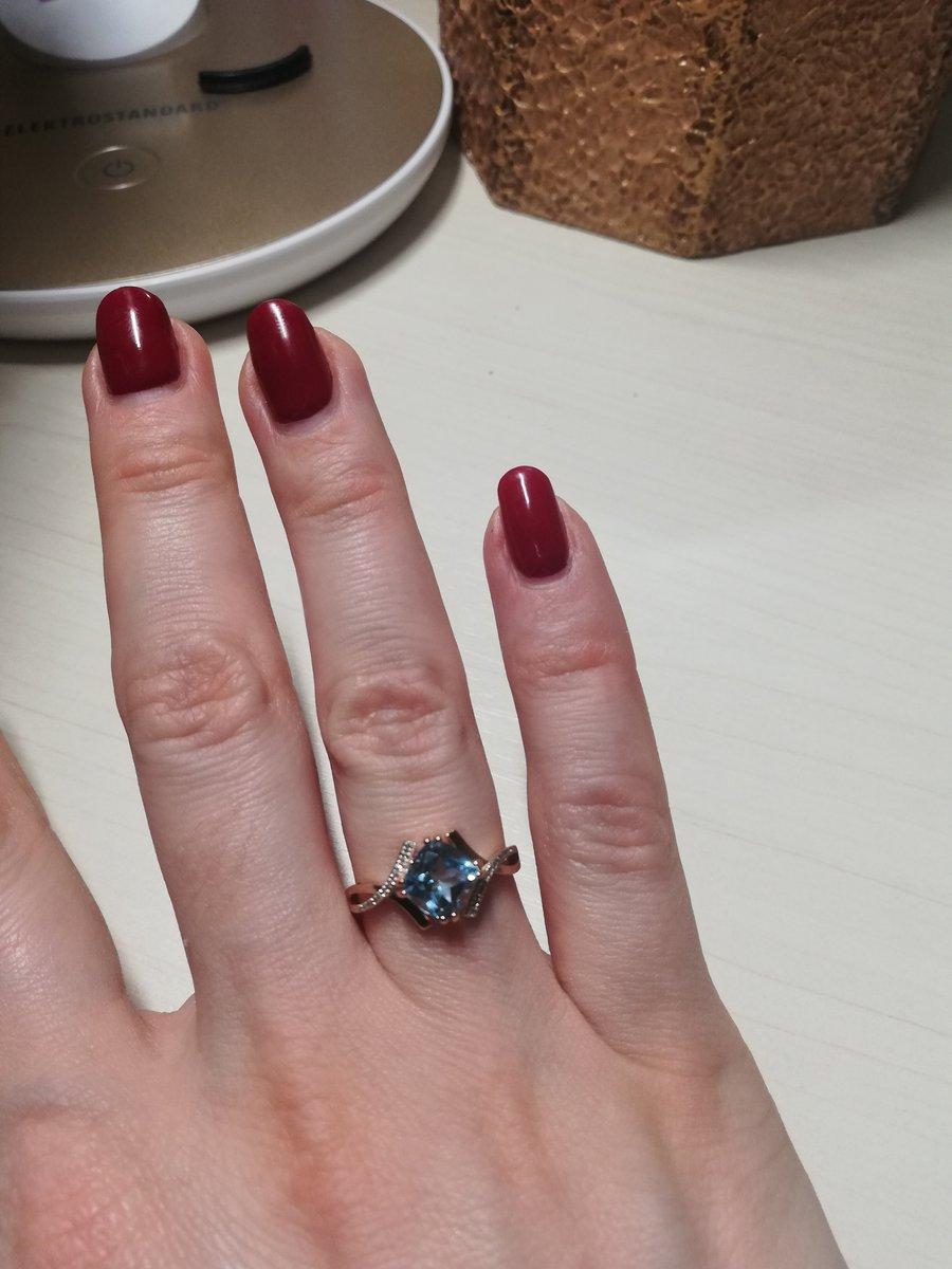Просто потрясающее кольчко!