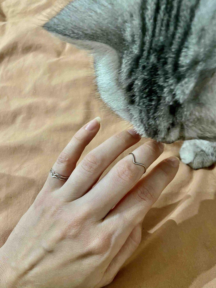 Отлтяное кольцо