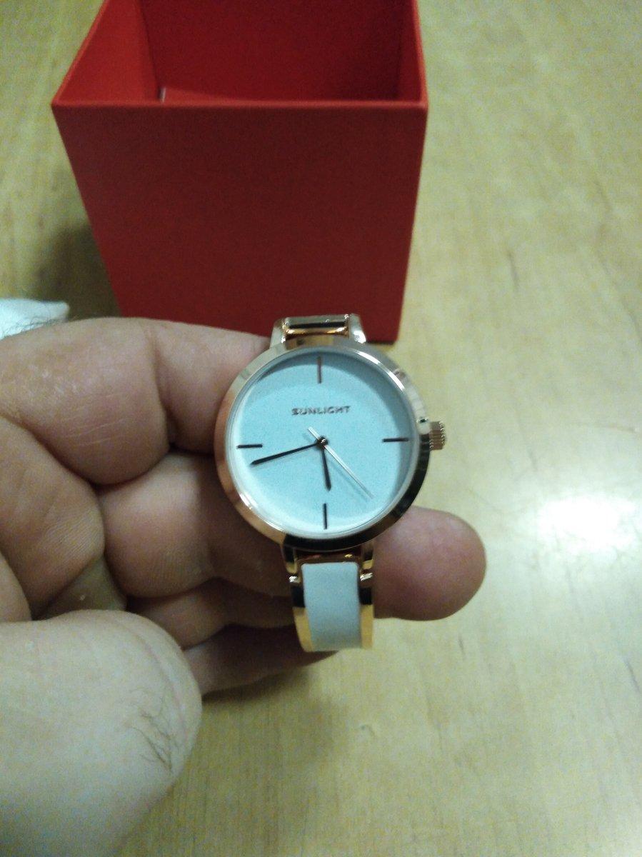 Часы понравились, красивые