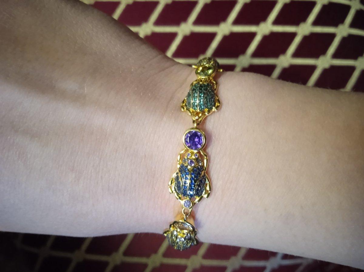 Прекрасный браслет!💖💖💖