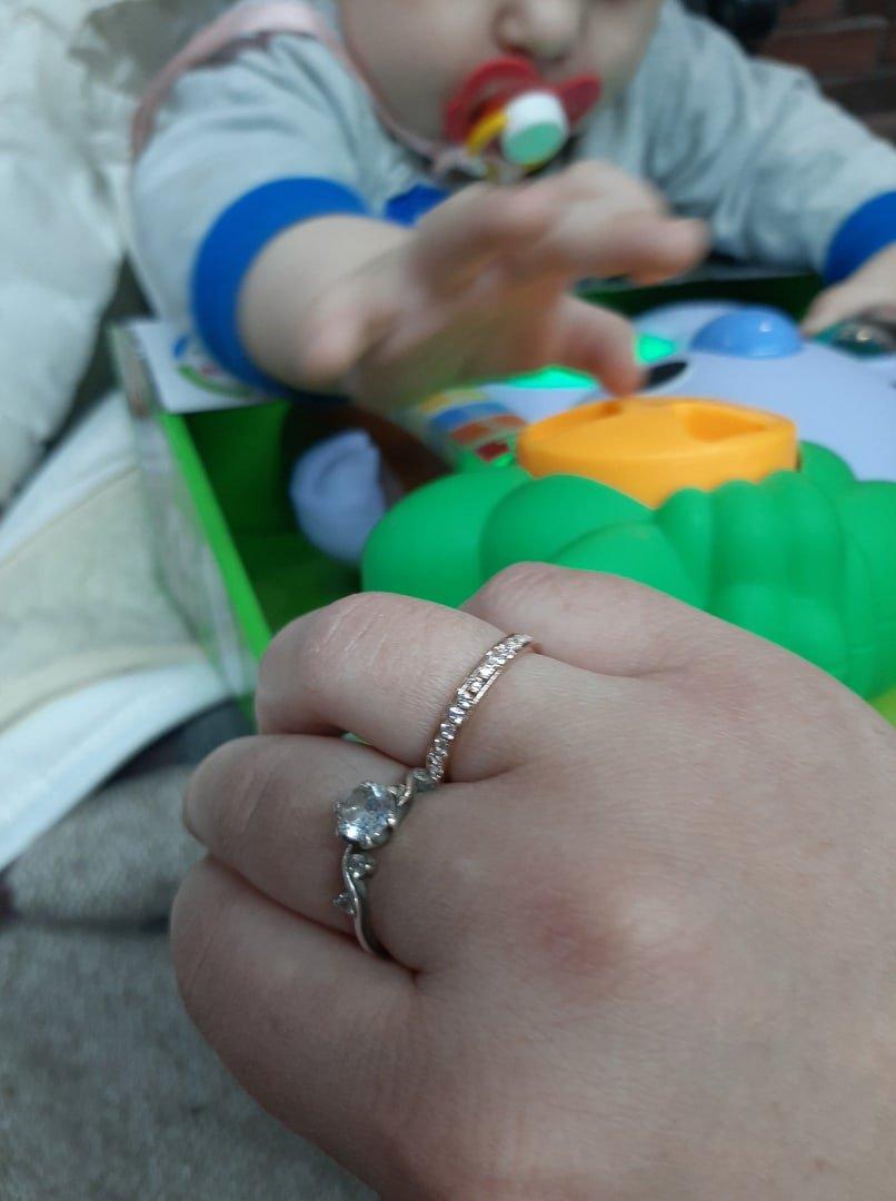Бамбическое кольцо