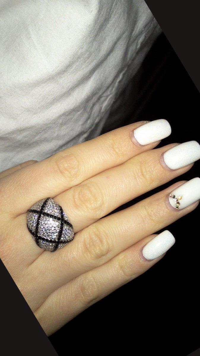 Кольцо серебряное с фиантиами