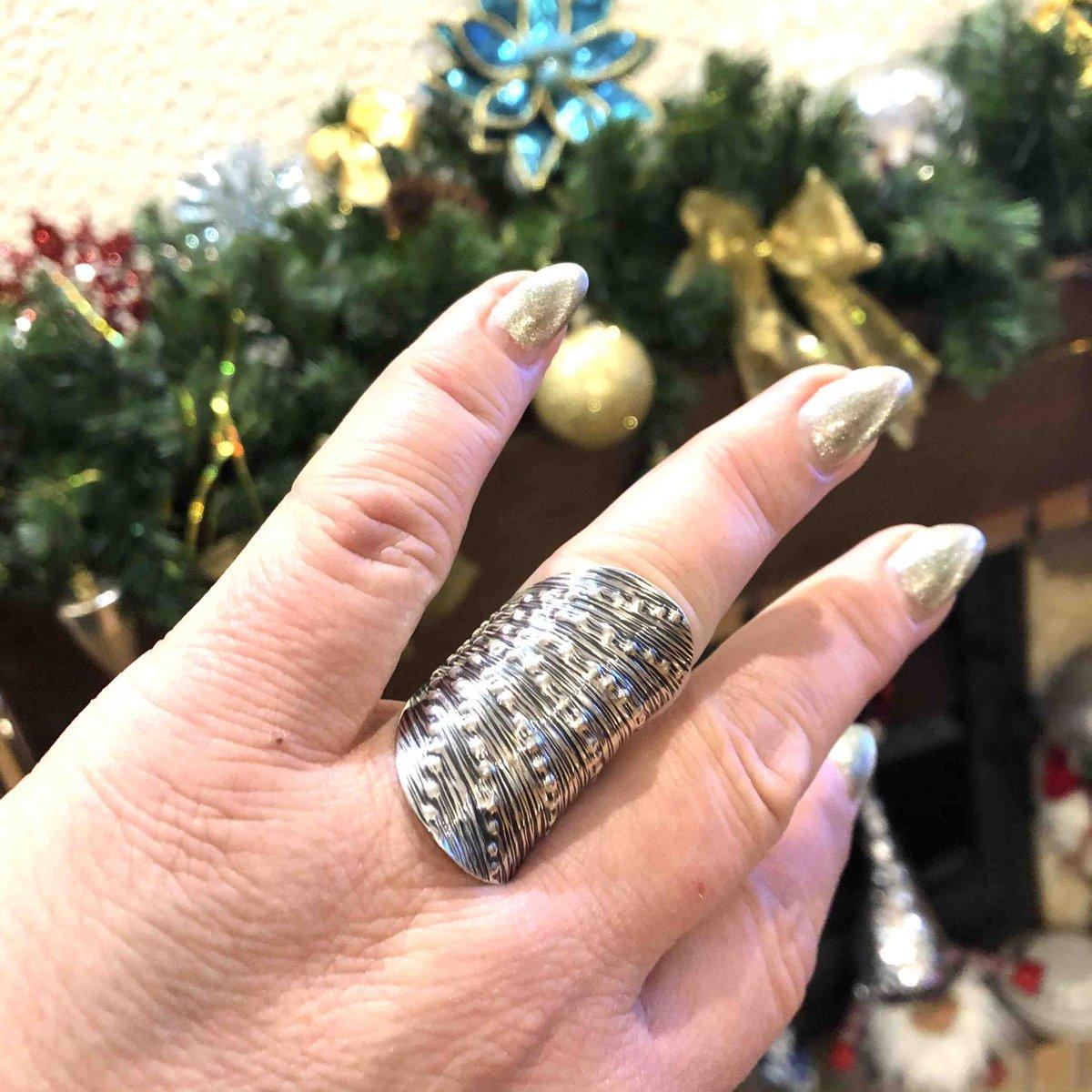 Перстень из коллеции этно.