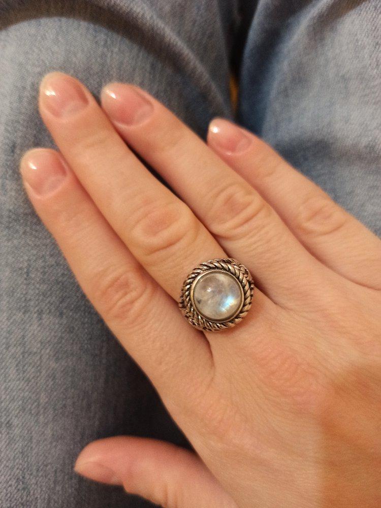 Шикарный кольцо