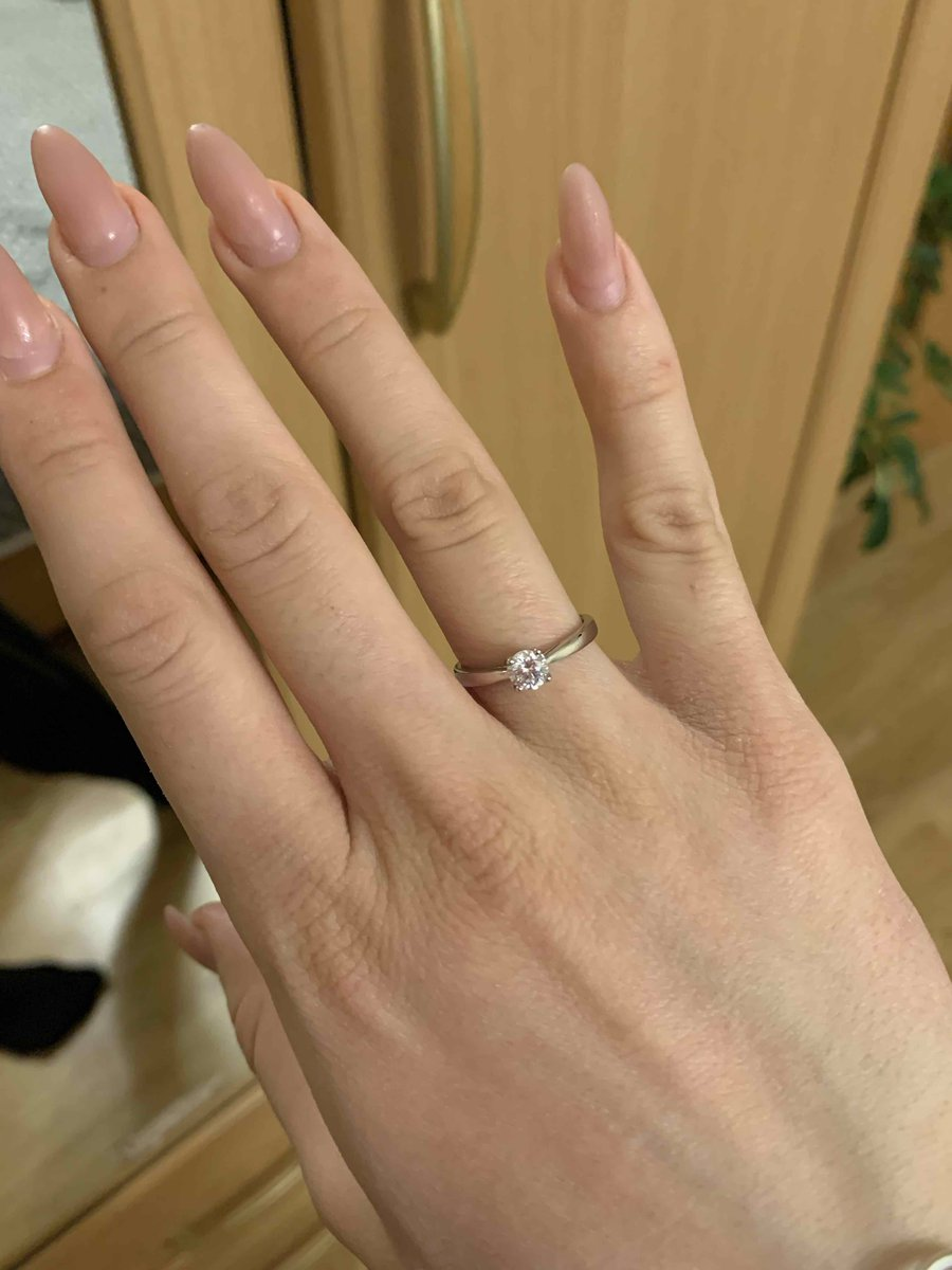Это мое любимое кольцо!
