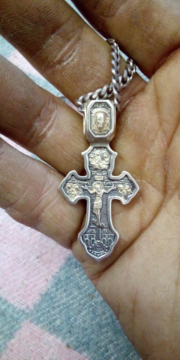 Прекрасный крест