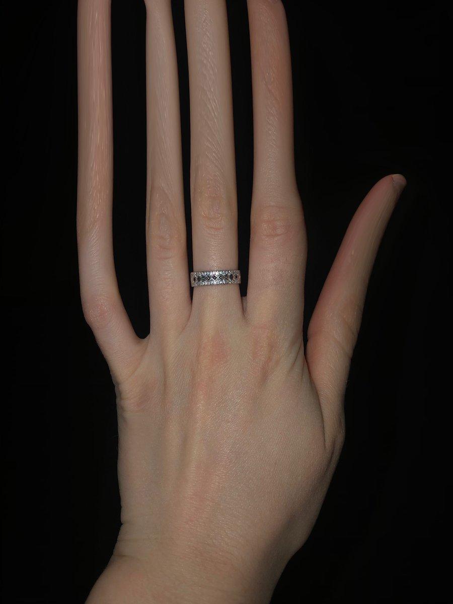 О кольце серебряном